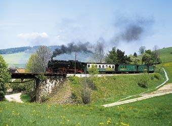 Erzgebirge - Sehmatal, Urlaub im Einklang mit der Natur
