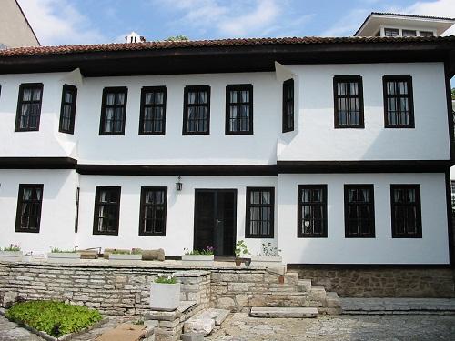 Das Ethnographische Museum in Balchik