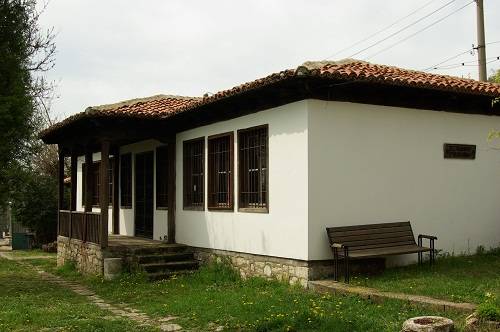 Die Gesamtschule in Balchik
