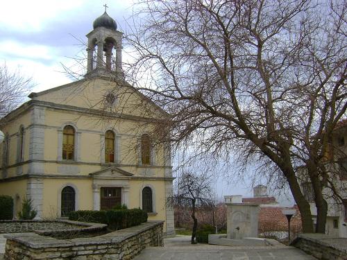 Balchik - Die Hl.-Konstantin-und-Helena-Kirche