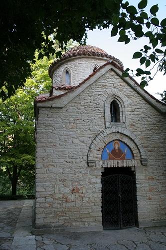 Balchik - Die Kapelle Marias Himmelfahrt