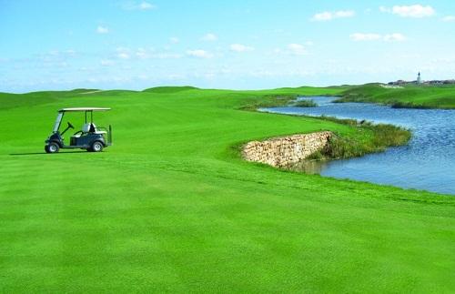 Golftourismus in Balchik