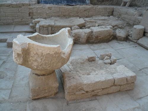 Schwarzmeerküste, Balchik - Der Tempel von Kybele