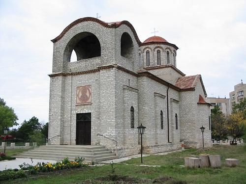 Balchik - Die Hl. - Paraskeva - Petka - Von - Tarnovo - Kirche
