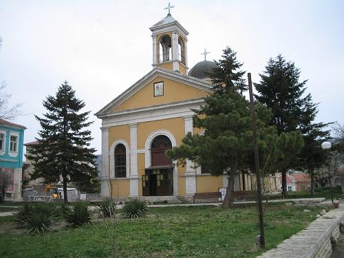Balchik - Die HL.-Georg-Kirche