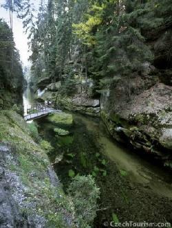 Böhmische Schweiz - der Nationalpark Ceské aSvýcarsko