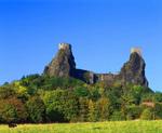 Das Böhmische Paradies, ein Naturschutzgebiet in Tschechien