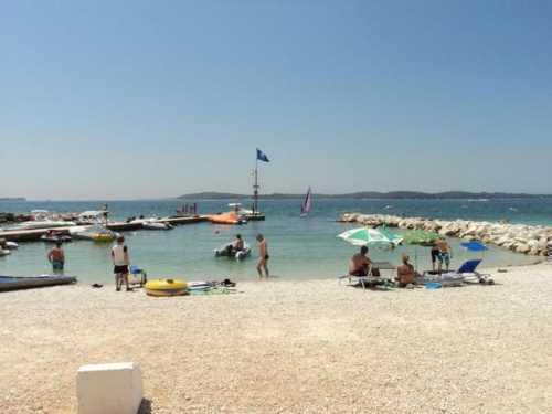 Beliebte Reiseziele im September - Fazana in Istrien