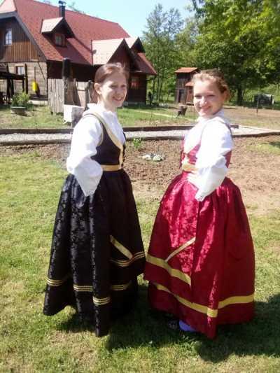 Natur und traditionelle Handwerkerkunst erleben in einem Ferienhaus in Karlovac