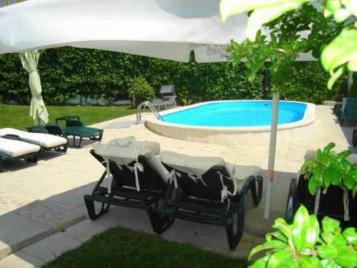 Ferienwohnung in Vodice mit Bootsanlegeplatz