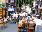 Die asiatische Seite Istanbuls