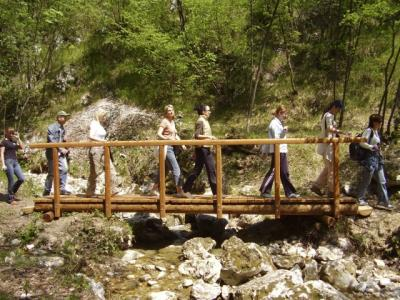Urlaub im Ferienhaus an den Plitvicer Seen, größter Nationalpark Kroatiens