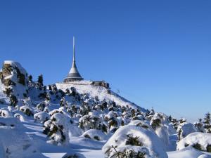 Liberec, Region Reichenberg in Tschechien