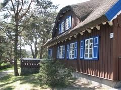 Memorialmuseum von Thomas Mann auf der Kurischen Nehrung, Litauen