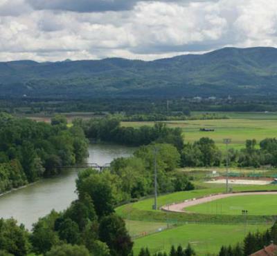 Urlaub in Krsko im Ferienzimmer an der Sava