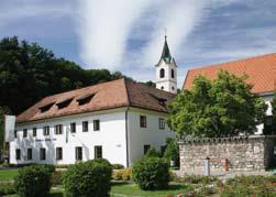 Kapuzinerkloster in Krško - wohnen im Privatzimmer