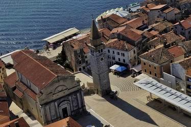 Umag, das Eingangstor zu Kroatien
