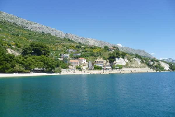 Urlaub in Split direkt am Meer im privaten Ferienhaus