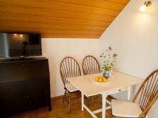Apartmán TV, Couch (Zusatzbett optional für 2 Personen,,) Ausgestattete Küche, Dusche, WC, Bled, Bled Julische Alpen Slovinsko