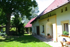 Chata, chalupa Vysoka Srbska mit Sauna, Vysoka Srbska, Adersbacher Felsen Adersbacher Felsen Česká republika