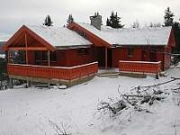 dom letniskowy Kvitfjellhytta, Fåvang,  - Norwegia