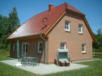 dom letniskowy Haus Sanddorn, Glowe, Insel Rügen Mecklenburg-Vorpommern Niemcy