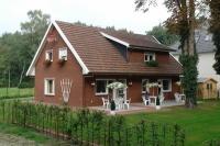 Chata, chalupa , Thülsfelde, Weser-Ems Niedersachsen Německo