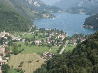 Pension Galet - Entspannung am Ledrosee in Pieve di Ledro, Trentino-Südtirol Gardasee