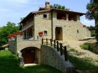 Villa Toskana - Villa Tita mit Pool, Poppi, Arezzo Toskana Italie