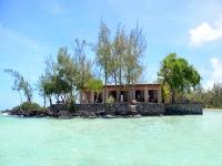 Vila Lilot Insel + Luxusvilla auf Maurit, Roches Noires,  - Mauricijus