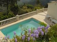 Chata, chalupa Ferienhaus Südfrankreich mit Pool, Le Muy, Var Provence-Alpes-Cote d Azur Francie