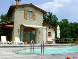 Maison de vacances Ferienhaus Donatella mit Pool, Bibbiena, Arezzo Toskana Italie