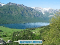 Appartement en location Apartments Mavrica, Stara Fužina, Oberkrain/Gorenjska Krain Slovénie