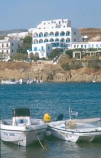 Viešbutis Corali Hotel, Piso Livadi,  Südliche Ägäis Graikija