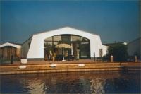 Maison de vacances Aquaronde+Sportboot, Lemmer, Ijsselmeer Friesland Hollande