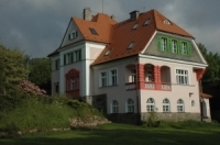 Villa Signum Laudis, Velke Hamry, Jablonec nad Nisou Reichenberg République tchèque