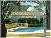 Atostogoms nuomojami namai www.denia-pool.de, Denia, Costa Blanca Valencia Ispanija