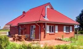 Maison de vacances Strandhaus zur Meerjungfrau bis 8 Pers., Rosenhagen, Ostsee Mecklenburg-Vorpommern Allemagne