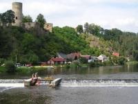 Atostogoms nuomojami namai Dobronice, Dobronice u Bechyne, Tabor Südböhmen Čekija