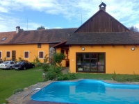 Maison de vacances Modletice + romantisches Appartment, Modletice, Jindrichuv Hradec Südböhmen République tchèque
