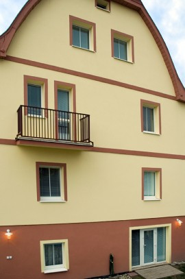 Vila Maria, Karlovy Vary, Karlovy Vary Westböhmische Kurorte Čekija