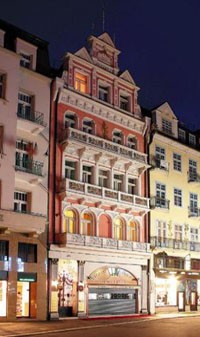 Viešbutis Wellness Kučera, Karlovy Vary, Karlovy Vary Westböhmische Kurorte Čekija