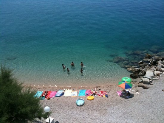 Atostogoms nuomojami butai Villa Porat, Pisak, Omis Mitteldalmatien Kroatija