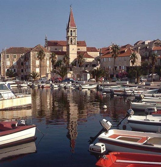 Ferienwohnung In Milna, Insel Brac Mit Bootsliegeplatz