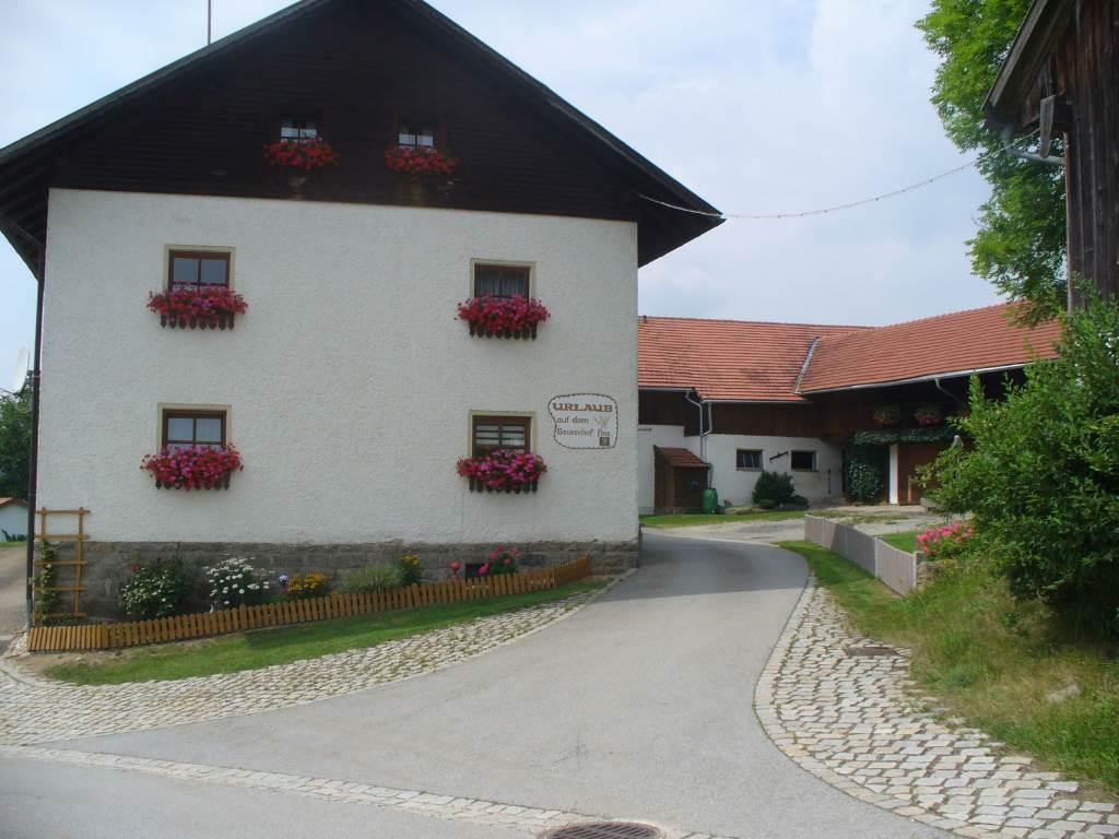 Ferme Wensauer Hof, Ringelai, Bayerischer Wald Bayern Allemagne