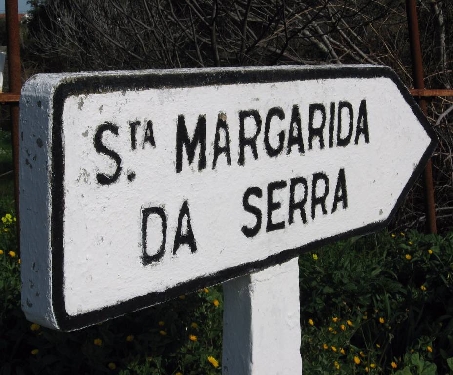 statek No Campo, Santa Margarida da Serra, Costa Azul Alentejo Portugalsko