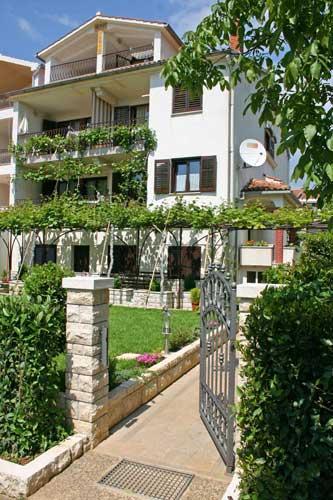 prázdninový  byt Sehr schöne Appartament am Meerseite, Rovinj, Rovinj Istrien Südküste Chorvátsko
