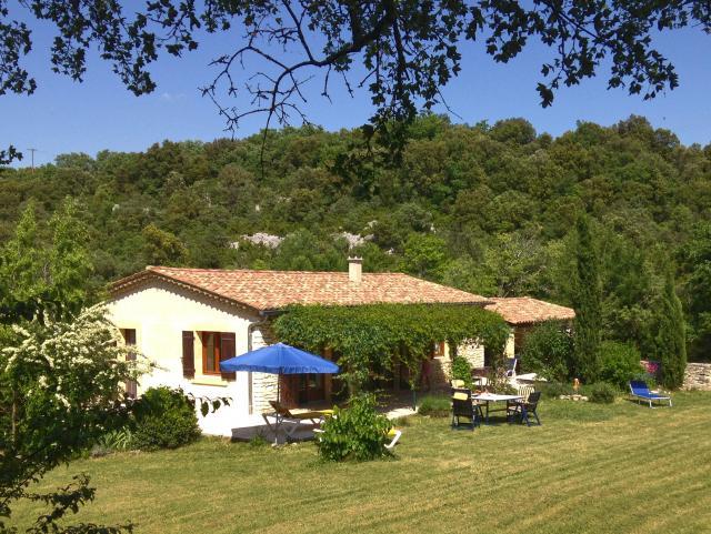 Atostogoms nuomojami namai Ferienhaus an der Ardèche, Labastide-de-Virac, Ardeche Rhone-Alpes Prancūzija