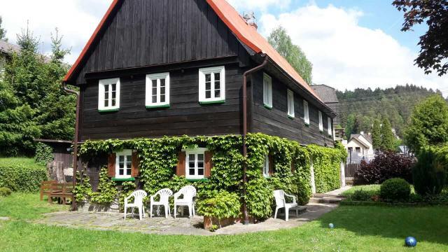 Atostogoms nuomojami namai Jetrichovice, Jetrichovice, Böhmische Schweiz Böhmische Schweiz Čekija