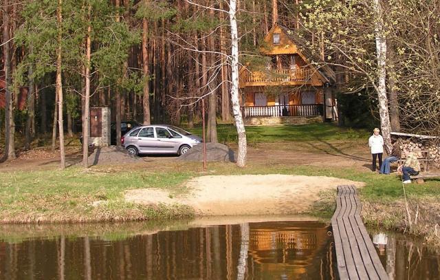 Maison de vacances Libin BK am Teichufer, Libin, Ceske Budejovice Südböhmen République tchèque